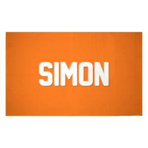 Embossed Simon Woven Rug