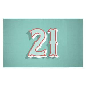 21 Woven Rug