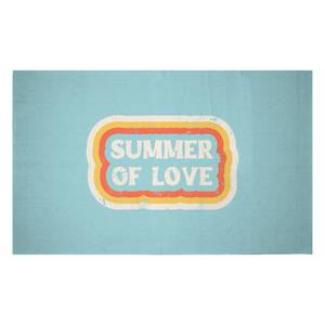 Summer Of Love Woven Rug