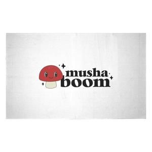 Mushaboom Woven Rug