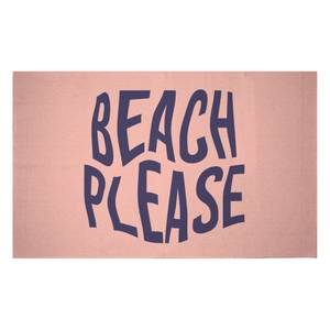 Beach Please Woven Rug
