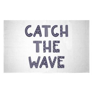 Catch The Wave Woven Rug