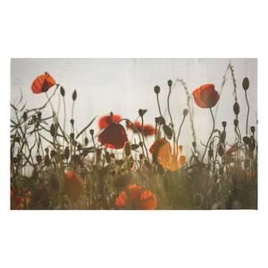 Summer Flowers Woven Rug