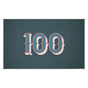 100 Woven Rug