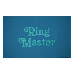 Ring Master Woven Rug