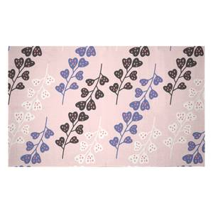 Pressed Flowes Woven Rug
