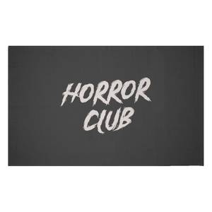 Horror Club Woven Rug
