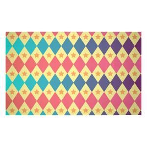 Big Top Pattern Woven Rug