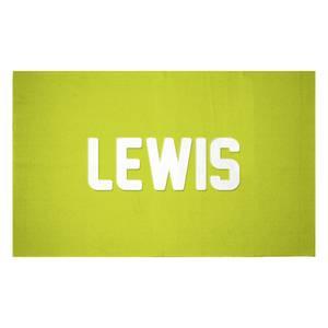 Embossed Lewis Woven Rug
