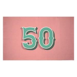 50 Woven Rug