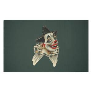 Happy Clown Woven Rug