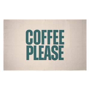 Coffee Please Woven Rug