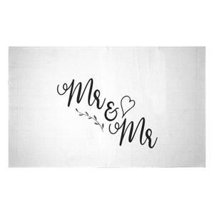 Mr&Mr Woven Rug