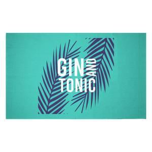 Gin And Tonic Woven Rug