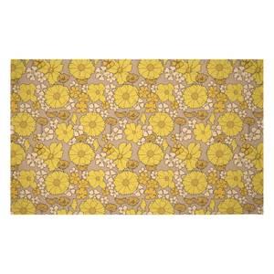 60s Wallpaper Woven Rug