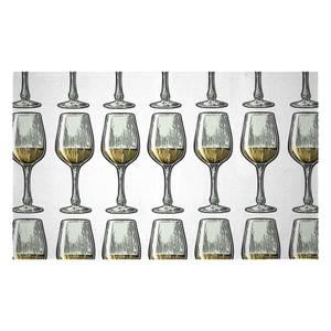 White Wine Woven Rug