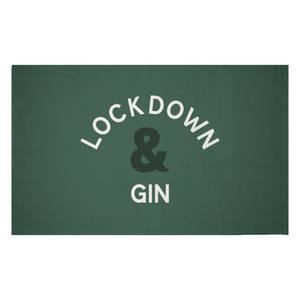 Lockdown & Gin Woven Rug
