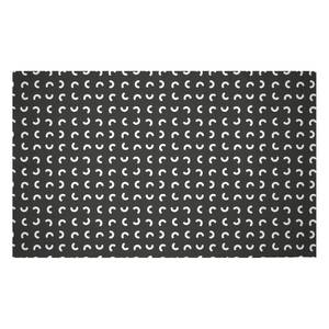 Squiggles Woven Rug