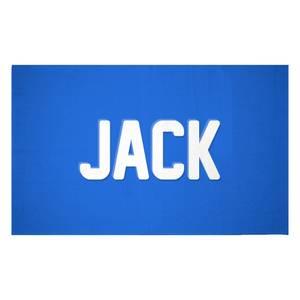 Embossed Jack Woven Rug
