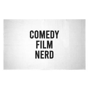 Comedy Film Nerd! Woven Rug