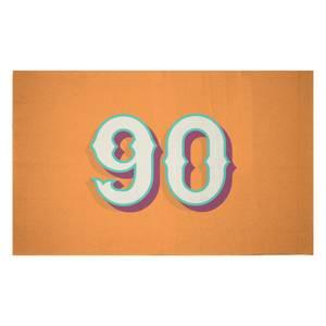 90 Woven Rug