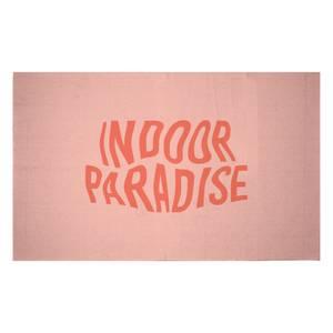 Indoor Paradise Woven Rug