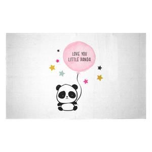 My Little Panda Woven Rug