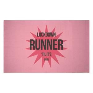 Lockdown Runner Woven Rug