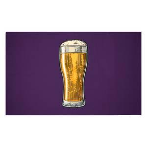 Beer Woven Rug