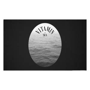 Vitamin Sea Woven Rug