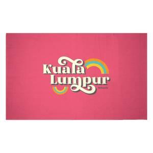 Kuala Lumpur Woven Rug