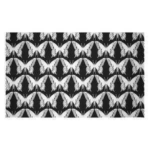 Butterfly Woven Rug