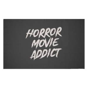 Horror Movie Addict Woven Rug