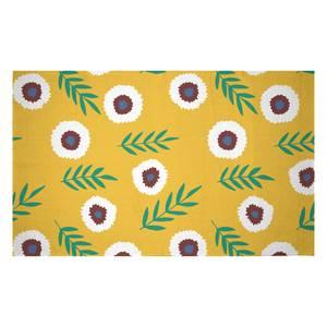 Tropical Botanics Woven Rug