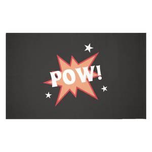 Pow! Woven Rug