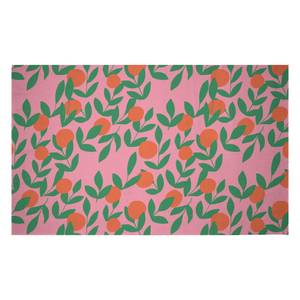 Berry Tree Woven Rug