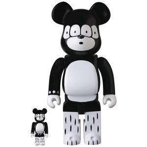 Medicom Matthew 100% & 400% Be@rbrick 2 Pack