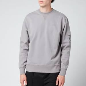 A-COLD-WALL* Men's Essentials Crewneck Sweatshirt - Slate Grey