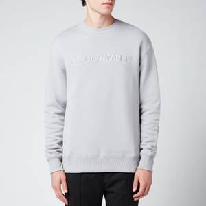 A-COLD-WALL* Men's Logo Sweatshirt - Grey