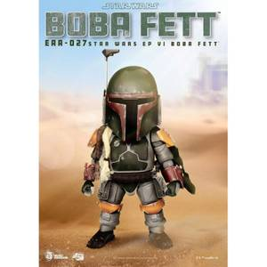 Beast Kingdom Return Of The Jedi Egg Attack Action Figure - Boba Fett