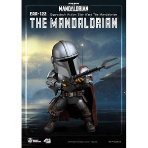 Beast Kingdom The Mandalorian Egg Attack Action Figure - The Mandalorian