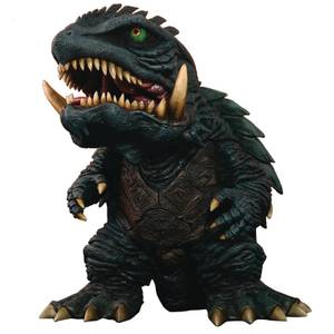 X-Plus DefoReal Series Gamera 3: Revenge Of Iris Soft Vinyl Figure - Gamera (1999)
