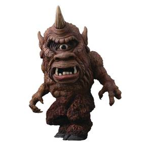 X-Plus DefoReal Series The 7th Voyage of Sinbad Soft Vinyl Figure - The Cyclops (1958)