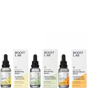 Boost Lab Pores and Blemishes Set