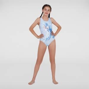 Junior Disney Frozen 2 Elsa Splashback Swimsuit