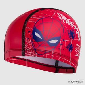 Junior Marvel Spider-man Printed Pace Cap Red