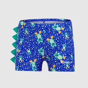 Kleinkind Jungen Corey Croc Digital Aquashorts in Blau