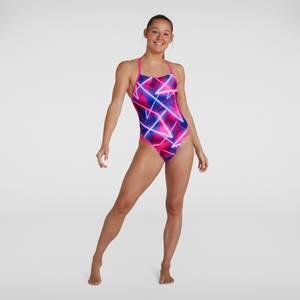 Maillot de bain Femme Allover Freestyler Rose