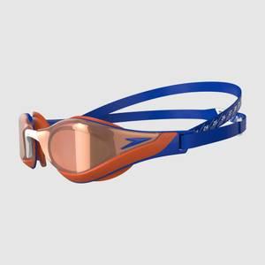 Lunettes de natation Adulte Fastskin Pure Focus Miroir Bleues