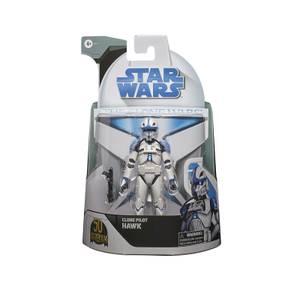 Hasbro Star Wars The Black Series Clone Pilot Hawk